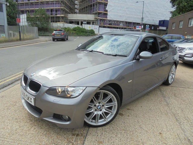 2009 BMW 3 Series 2.0TD 320d M Sport Coupe 2d (09 reg)