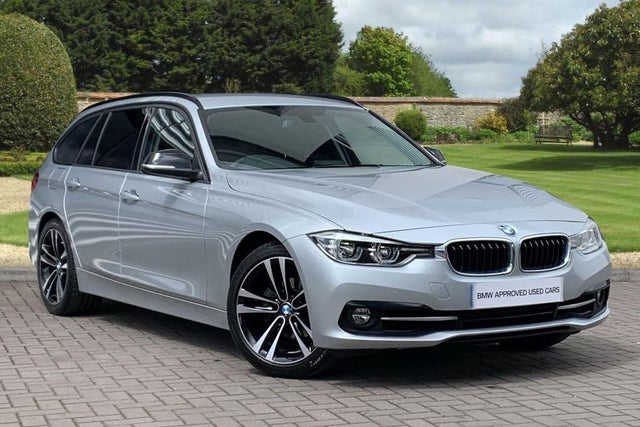 2019 BMW 3 Series (19 reg)
