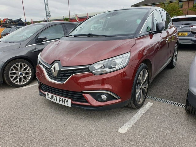 2017 Renault Scenic 1.2 TCe Dynamique Nav (115bhp) (67 reg)