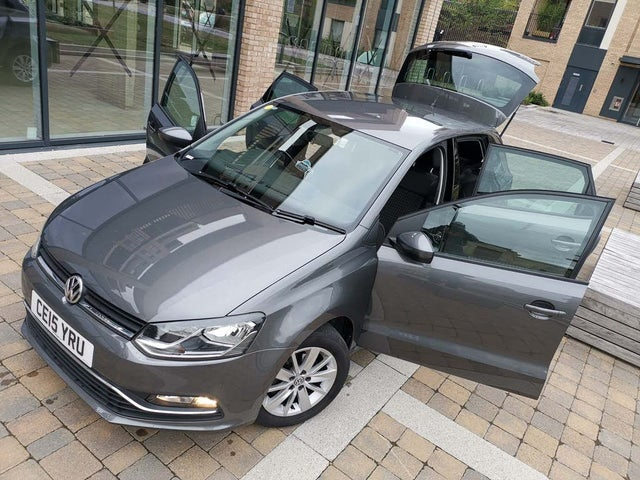 2015 Volkswagen Polo 1.4TD SE 5d (15 reg)