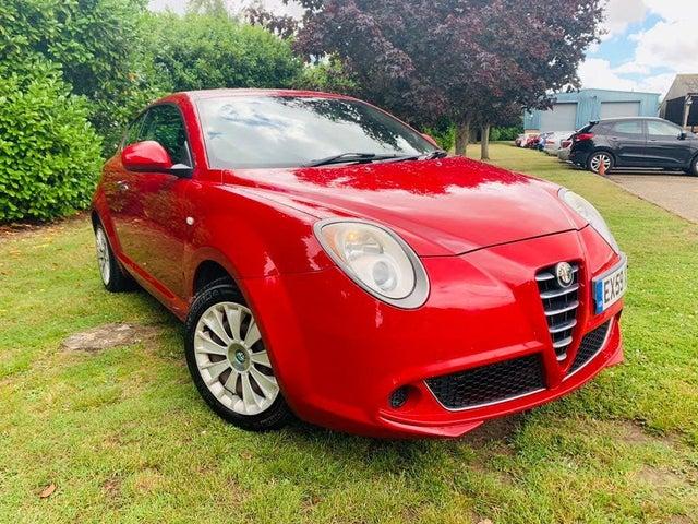2009 Alfa Romeo MiTo 1.4 Turismo 16V (59 reg)