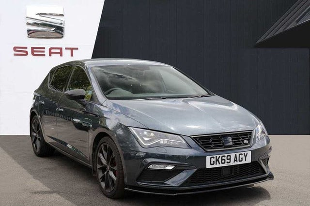 2019 Seat Leon 1.5 TSI EVO FR Black Edition (150ps) Hatchback DSG (69 reg)