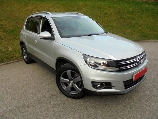 2012 Volkswagen Tiguan 2.0TD SE (140ps) (4WD) (12 reg)
