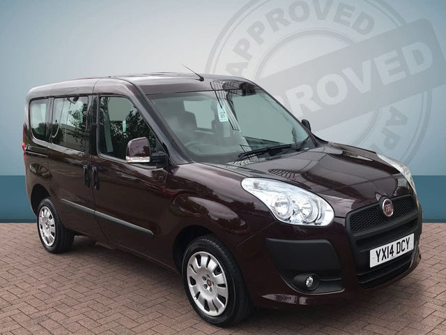 2013 Fiat Doblo 1.4 MyLife High Roof (14 reg)
