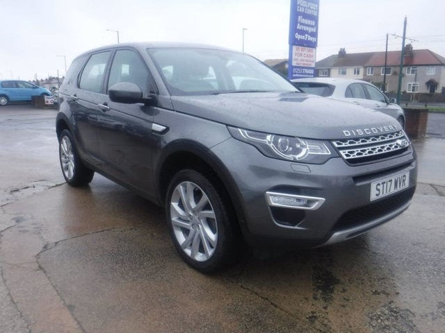 2017 Land Rover Discovery Sport 2.0Td4 HSE Luxury SUV Auto (17 reg)