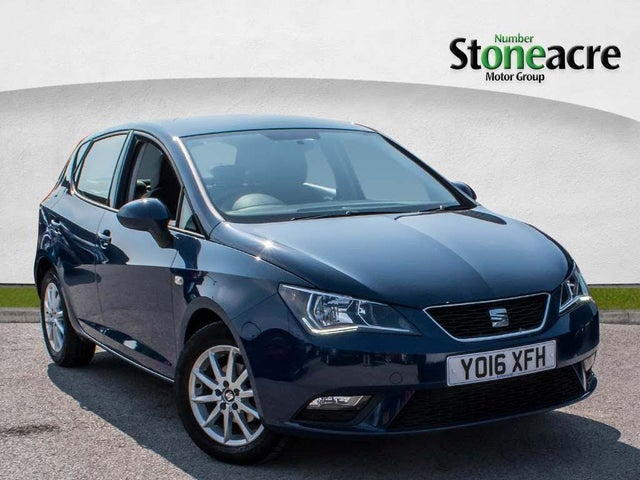 2016 Seat Ibiza 1.0 SE Technology Hatchback 5d (16 reg)