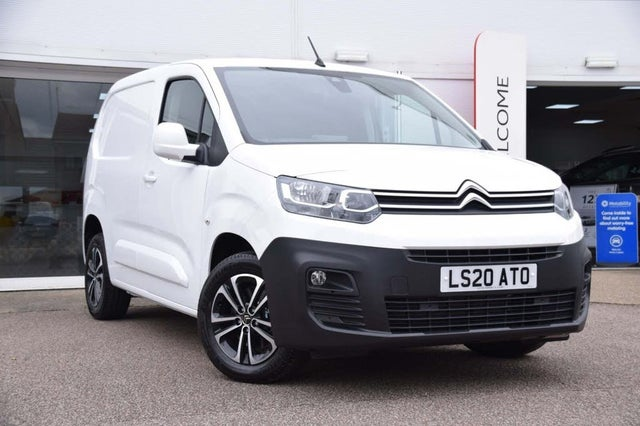 2020 Citroen Berlingo 1.6BlueHDi 1000 Driver (20 reg)