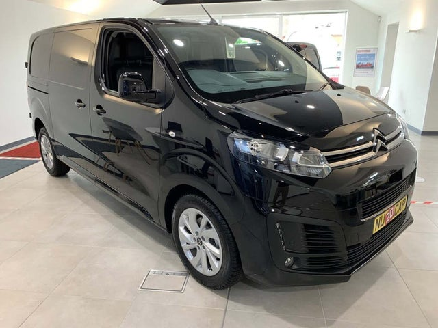 2020 Citroen Dispatch 2.0BlueHDi Enterprise Plus M 1400 (120)(EU6) Panel (20 reg)