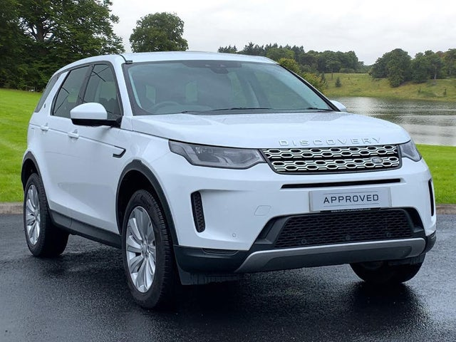 2019 Land Rover Discovery Sport 2.0 D180 SE (179ps) (69 reg)