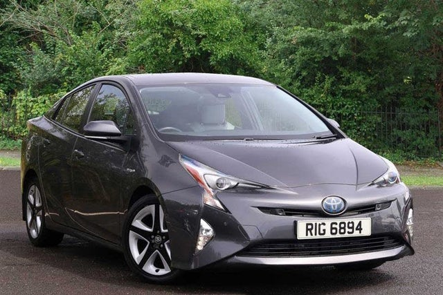 2016 Toyota Prius 1.8 VVT-i Business Edition Plus (G6 reg)
