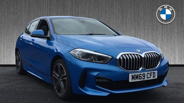2019 BMW 1 Series (69 reg)