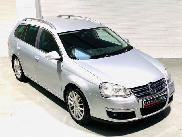 2008 Volkswagen Golf 2.0TD Sportline (08 reg)