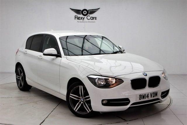 2014 BMW 1 Series 1.6 116i Sport (s/s) 3d Auto (14 reg)
