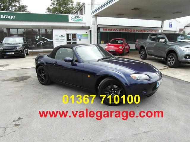 2008 Mazda MX-5 1.8 (Option pk) (58 reg)