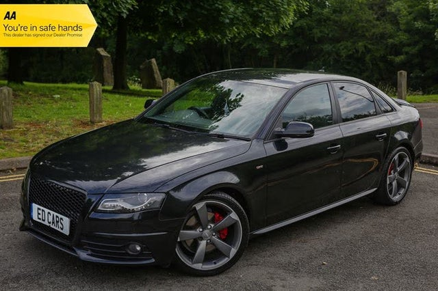 2012 Audi A4 2.0TD Black Edition (143ps) Multitronic (61 reg)