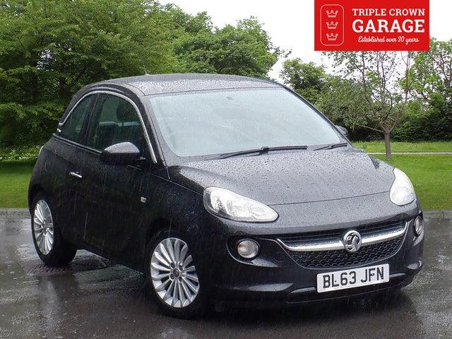2014 Vauxhall ADAM 1.4 GLAM (100ps) (63 reg)