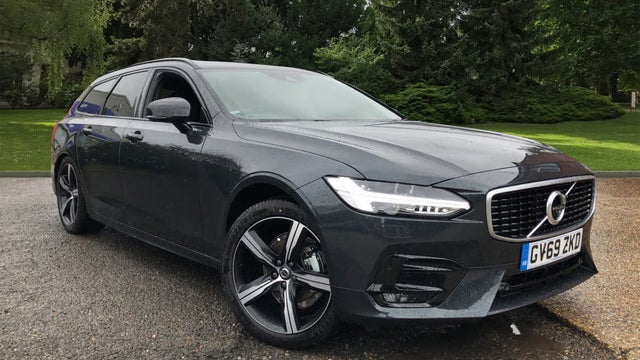 2020 Volvo V90 2.0 T4 R-Design Plus (69 reg)