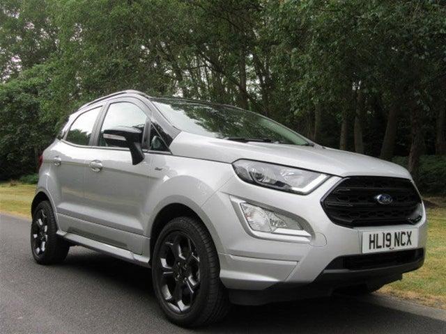 2019 Ford EcoSport 1.0T ST-Line (125ps) Auto (19 reg)