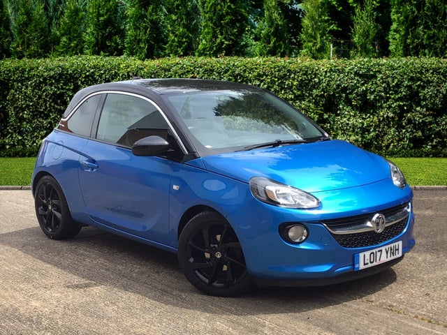 2017 Vauxhall ADAM 1.4i SLAM (87ps) (17 reg)