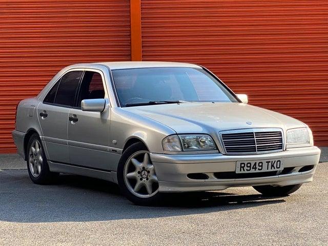 1998 Mercedes-Benz C-Class 2.4 C240 Sport Saloon 4d