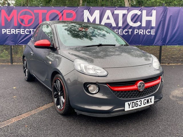 2013 Vauxhall ADAM 1.4 JAM (100ps) (63 reg)