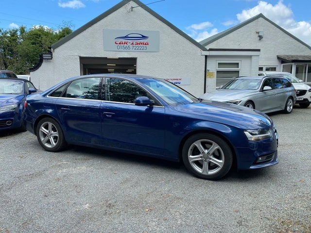 2015 Audi A4 2.0TDI ultra SE Technik (136ps) (65 reg)