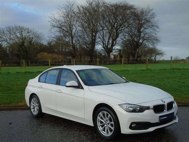 2016 BMW 3 Series 2.0 320i SE Saloon 4d (16 reg)
