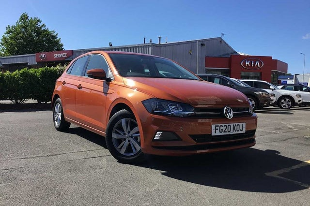 2020 Volkswagen Polo 1.0 SE (80ps) (20 reg)