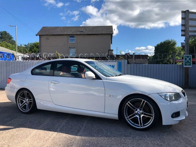 2012 BMW 3 Series 2.0TD 320d M Sport Coupe 2d (12 reg)