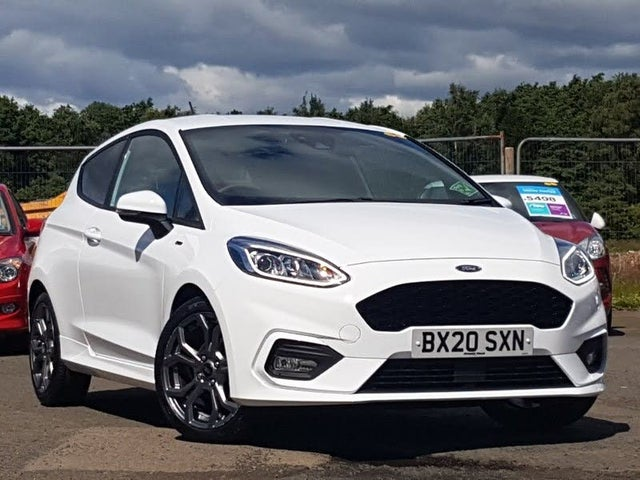 2020 Ford Fiesta 1.0T ST-Line Edition (95ps) 3d (20 reg)