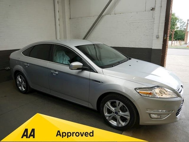 2013 Ford Mondeo 1.6TDCi Titanium X Business Hatchback (13 reg)