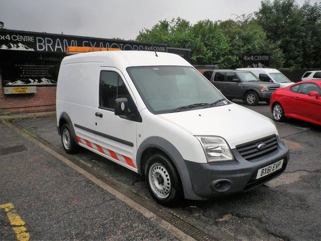 2011 Ford Transit Connect 1.8TD T230 LWB (90PS) High Roof DPF (61 reg)