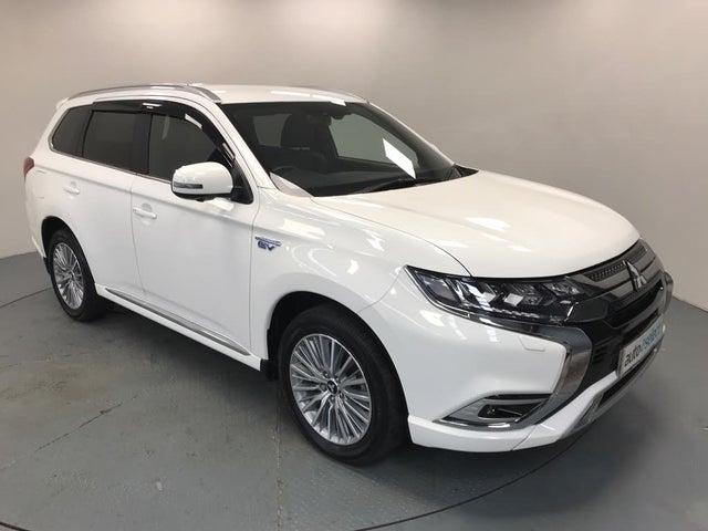 2019 Mitsubishi Outlander 2.4 4h PHEV (Z3 reg)