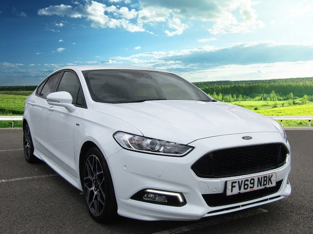 2019 Ford Mondeo 2.0TDCi ST-Line Edition (180ps) (s/s) Hatchback Powershift (69 reg)