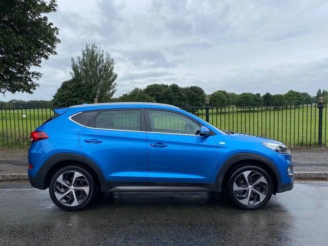 2017 Hyundai Tucson 1.7CRDi Blue Drive Sport Edition (116ps) (17 reg)