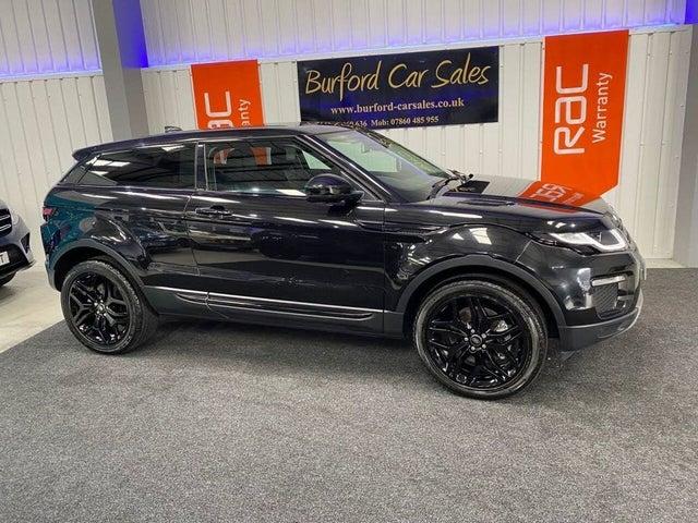 2017 Land Rover Range Rover Evoque 2.0Td4 SE TECH Coupe 3d Auto (17 reg)
