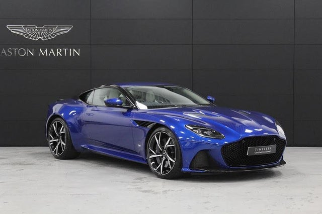 2019 Aston Martin DBS Superleggera  (19 reg)
