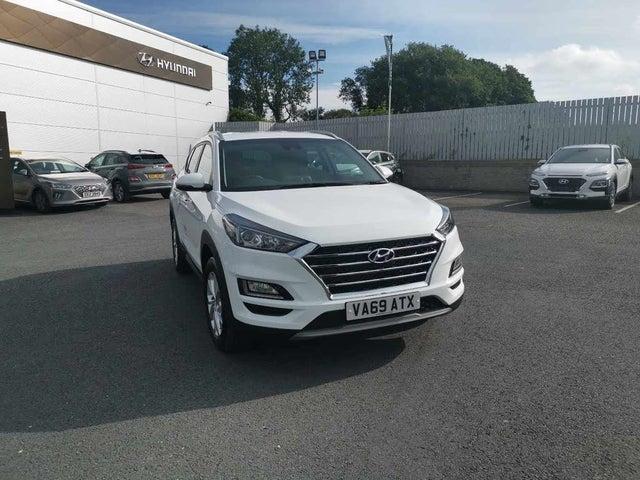 2020 Hyundai Tucson 1.6CRDi SE Nav (115ps) (69 reg)