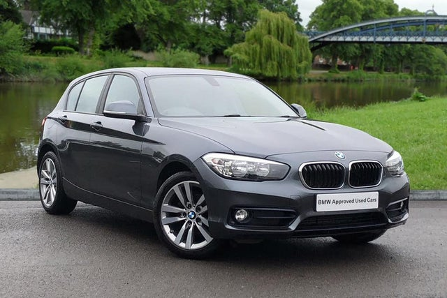 2017 BMW 1 Series 1.5TD 116d Sport 5d (17 reg)