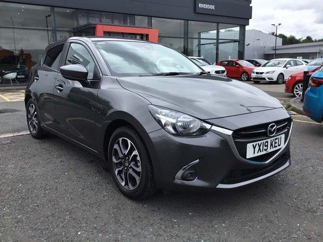 2019 Mazda Mazda2 1.5 Sport (Nav)+ (19 reg)