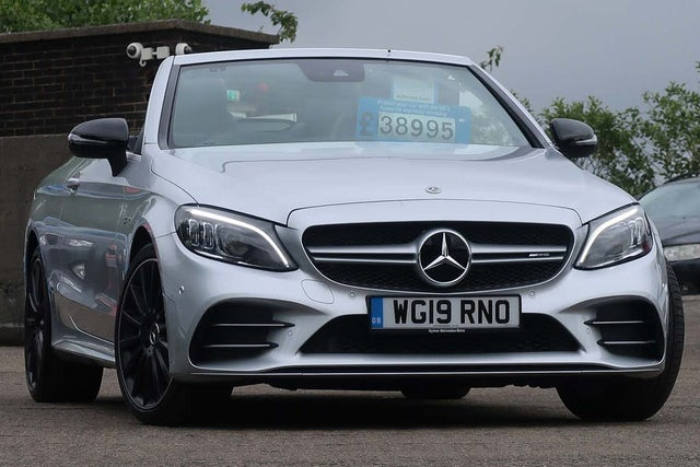 2019 Mercedes-Benz C-Class 3.0 C43 AMG (390ps) (Premium)(s/s) Cabriolet 2d (19 reg)