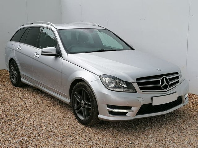 2014 Mercedes-Benz C-Class 2.1CDI C220 CDI AMG Sport Edition (170ps) CDI Estate 5d 7G-Tronic Plus (14 reg)