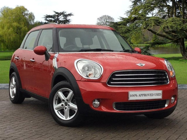 2013 MINI Countryman 1.6 One (13 reg)