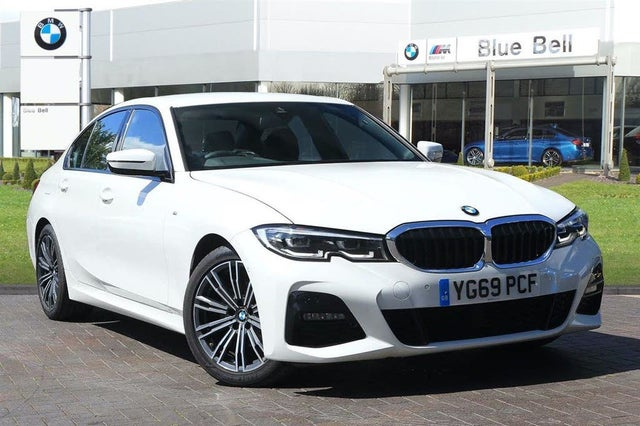 2019 BMW 3 Series 2.0TD 320d M Sport Plus Edition (188bhp) Saloon 4d Auto (69 reg)