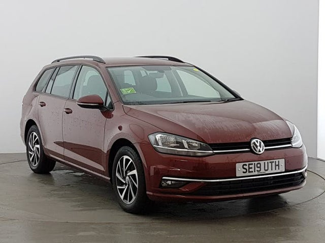 2019 Volkswagen Golf 1.6TDI Match Estate 5d (19 reg)
