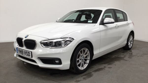 2019 BMW 1 Series (19 reg)