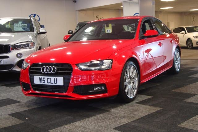 2014 Audi A4 1.8 S Line (170ps) (CL reg)