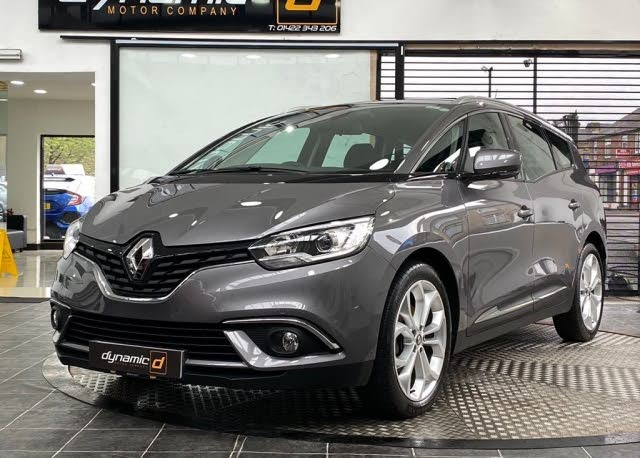 2019 Renault Grand Scenic 1.3 TCe Iconic (19 reg)