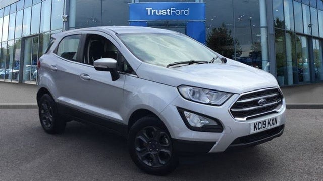 2019 Ford EcoSport (19 reg)