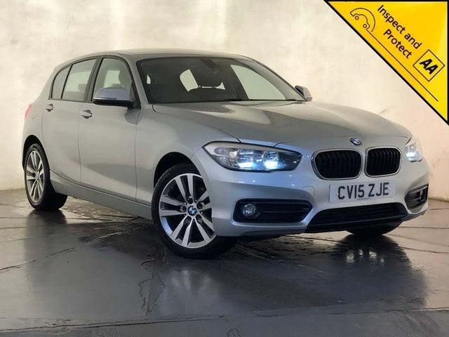 2015 BMW 1 Series 1.6 118i Sport (136bhp) 5d Auto (15 reg)